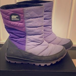 Autumn or spring boots